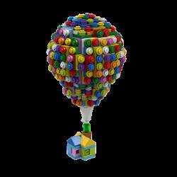 LEGO Ideas - Product Ideas - Up - The Balloon House