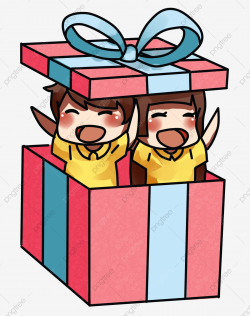 Green Valentine Gift Box Send A Gift Couple, Couple With ...