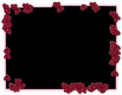 15 Valentines day border png for free download on mbtskoudsalg