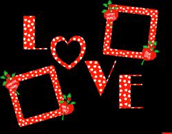 Valentines Day Frame PNG Image Background - peoplepng.com