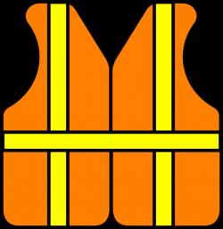 Construction Vest clip art - vector clip art online, royalty free ...
