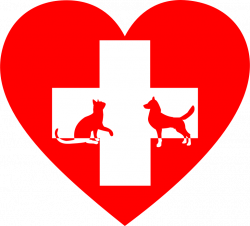 Clipart - Veterinary First Aid Heart