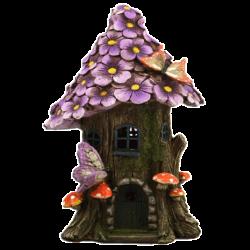 Fairy Houses | EARTH FAIRY - FAIRY GARDENS | FREE Shipping Over $99 ...