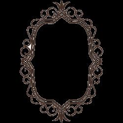 Vintage Frame PNG Transparent Picture   PNG Mart
