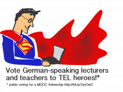 """International support is needed: Please vote for """"L3T's MOOC ..."""