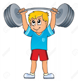 Fresh Weightlifting Clipart Gallery - Digital Clipart Collection