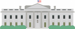 White House PNG HD | PNG Mart