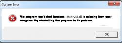 Fix Unidrvui.dll is Missing or Not found Error in Windows - Fix ...