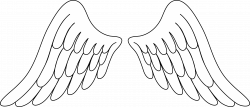 Angel wings angel wing clip art image - Clipartix | Wings to Fly ...