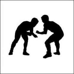 free wrestling clipart - Yahoo Image Search Results   banquet ...