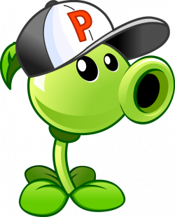 Plants vs Zombies 2 Peashooter(Costume)online-A Th by illustation16 ...
